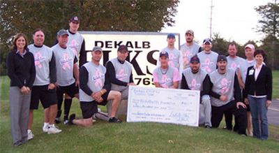 Elks Give Back T-Shirt Photo
