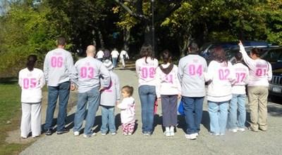 Team Rose  The Back T-Shirt Photo
