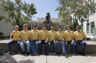 Georgia Tech Glee Club Tours Lucas Film T-Shirt Photo