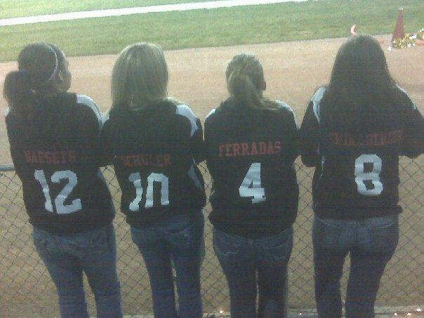 longhorn volleyball senior studs t shirt photo - Football T Shirt Design Ideas