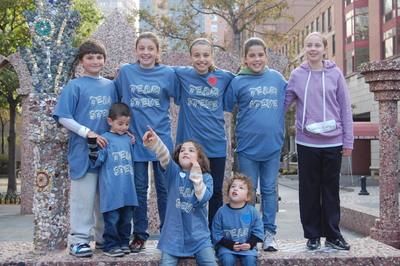 Littliest Members Of Team Steve T-Shirt Photo