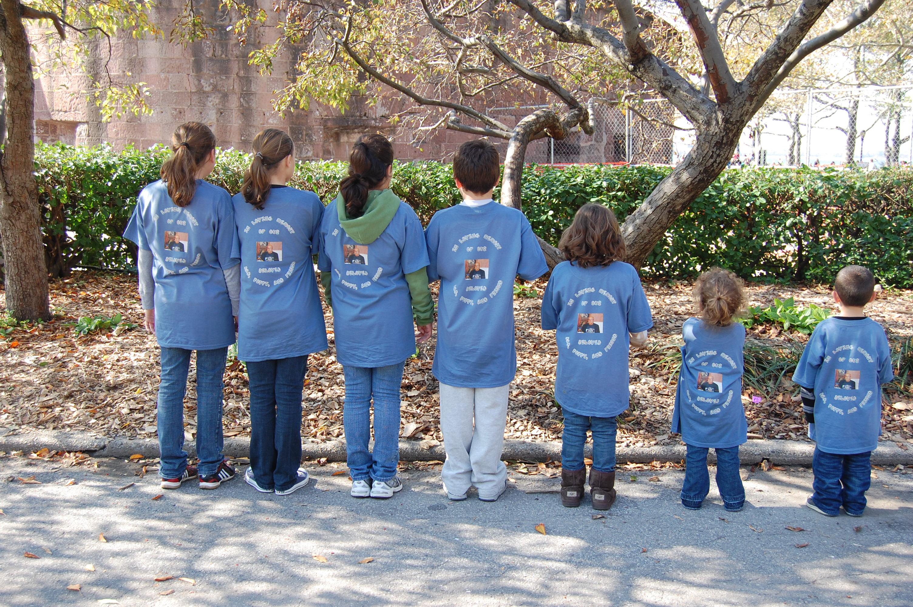 Super Custom T-Shirts for Team Steve In Loving Memory Of Our Poppy  AD01