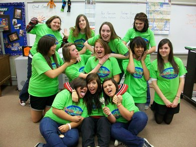 Puttin' The Drama In Drama Club... T-Shirt Photo