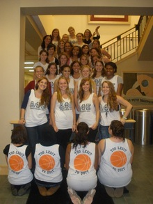 Delta Phi Epsilon T-Shirt Photo