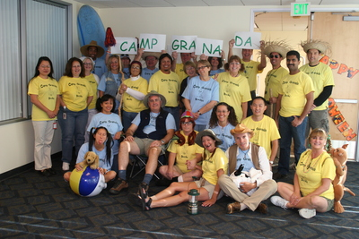 Camp Granada   Jdpa Halloween 2010 T-Shirt Photo