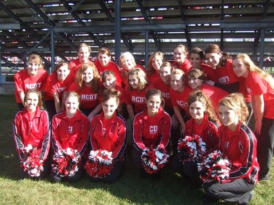 Ripon College Dance Team Varsity Clinic T-Shirt Photo