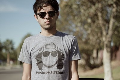 Paranoid Films T-Shirt Photo