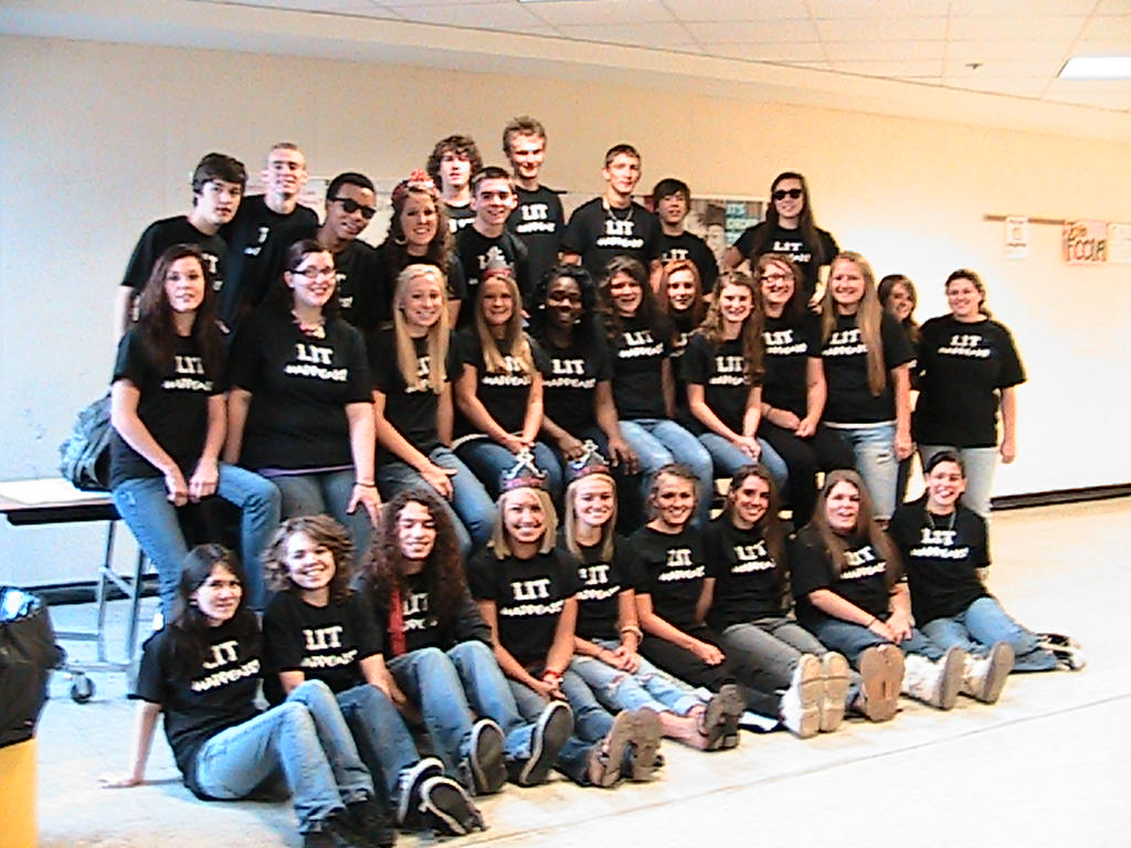 Lit Happens For The Broncos T Shirt Photo. Twin Day T Shirt Design Ideas   Custom Twin Day Shirts   Clipart