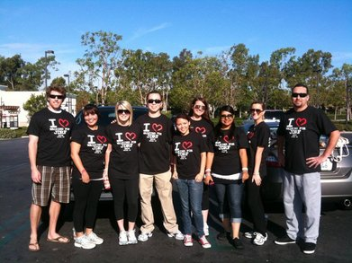 Jdrf Walk Nov 7 2010 T-Shirt Photo