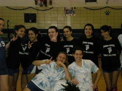 Vb Senior Game 2010 T-Shirt Photo