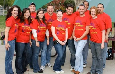 Central Rap Committee 2010 T-Shirt Photo