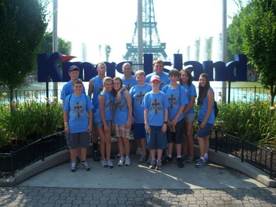Kings Island T-Shirt Photo