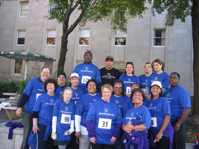 Colon Cancer Awareness 5k T-Shirt Photo