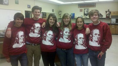 Ben Franklin T-Shirt Photo