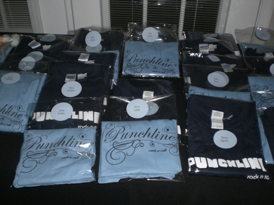 30th Birthday Party Favors   Punchline Tee Shirts!  T-Shirt Photo