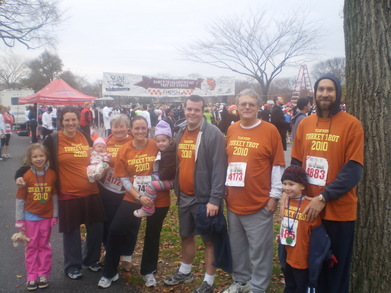 Turkey Trot 2010 T-Shirt Photo
