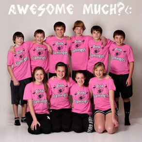Awesome Much? T-Shirt Photo