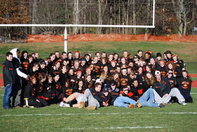 Senior Powderpuff :) T-Shirt Photo
