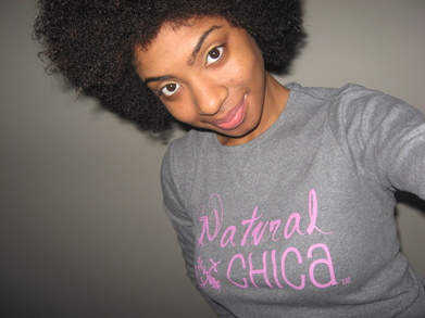 Natural Chica T-Shirt Photo