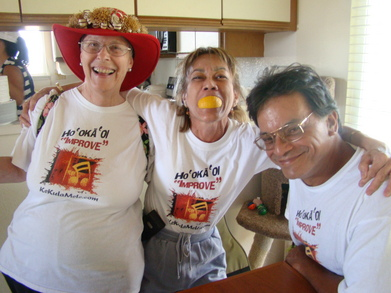 Ke Kula MeleÊ»S Smoky Jam Bbq T-Shirt Photo