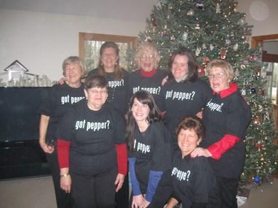 Got Pepper? T-Shirt Photo