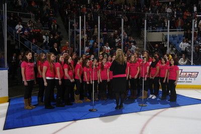 The Bonnettes Perform At Nassau Coliseum! T-Shirt Photo