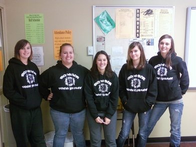 Bomber Volleyball Hoodies T-Shirt Photo