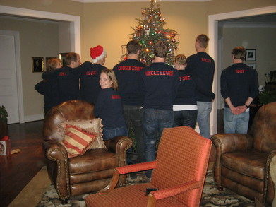 Gris Wallace's Christmas Vacation 2010 T-Shirt Photo