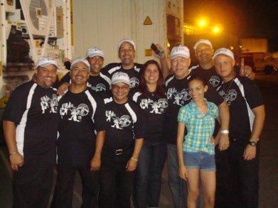 Black And White T-Shirt Photo