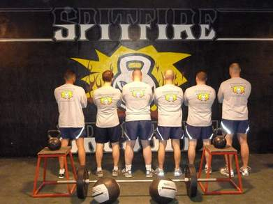 Spitfire Crossfit T-Shirt Photo