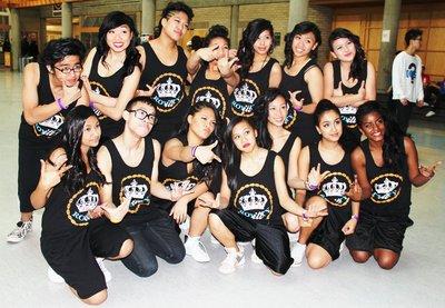 Qe Sr Dance Team T-Shirt Photo