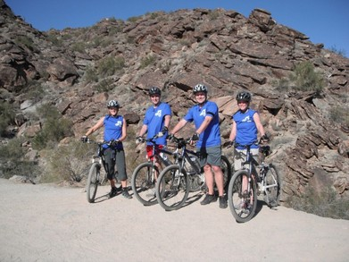 Apm Biking Trip T-Shirt Photo