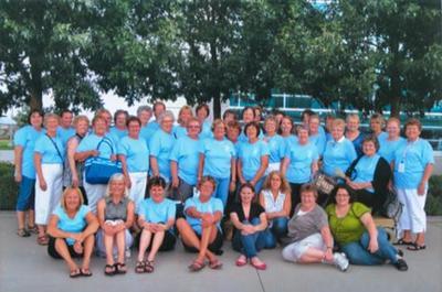 Women Of Faith T-Shirt Photo
