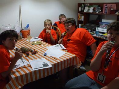 Jerrick's Camp Half Blood Birthday T-Shirt Photo