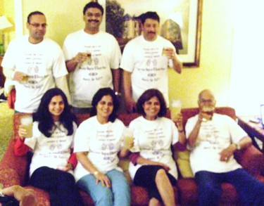 Reunion T-Shirt Photo
