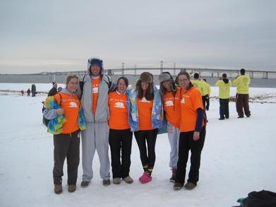 2011 Polar Plunge T-Shirt Photo