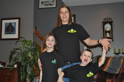 The Family T-Shirt Photo