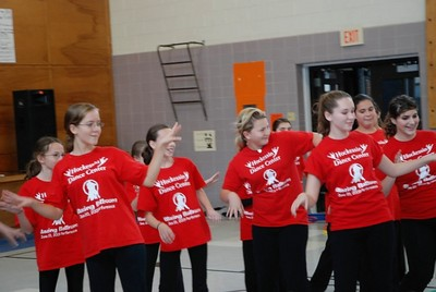 Hockessin Dance Center Performance Team T-Shirt Photo