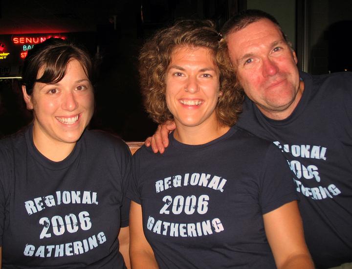 L'arche Regional Gathering 2006 T-Shirt Photo