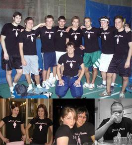 Straight Up Bitch Please T-Shirt Photo