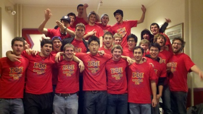 Tufts Sig Ep Spring Rush T-Shirt Photo