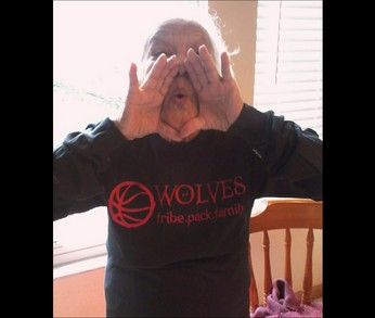 Grandma Wolf T-Shirt Photo