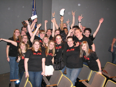 Invisible Man Goes To State Theatre! T-Shirt Photo