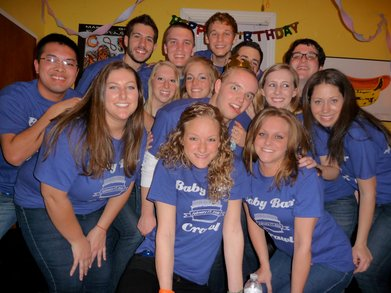 Baby Bar Crawl T-Shirt Photo
