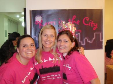 Kerri's Bachy Party T-Shirt Photo