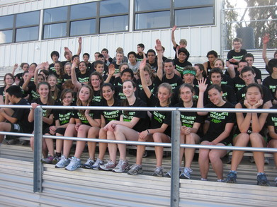 Miramonte Hs Track & Field Freshman And Sophomores T-Shirt Photo