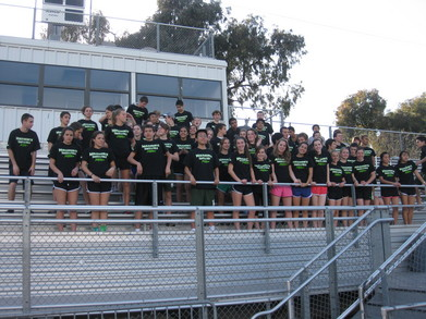 Miramonte Track & Field Frosh/Soph T-Shirt Photo
