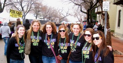 Mardi Gras In Soulard! T-Shirt Photo