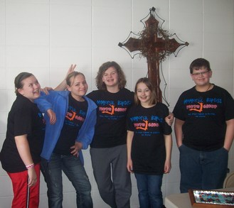 Mbc Youth Group T-Shirt Photo