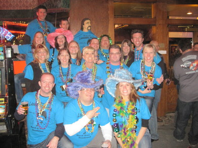 Lannerpalooza 4   Mardi Gras In Deadwood T-Shirt Photo